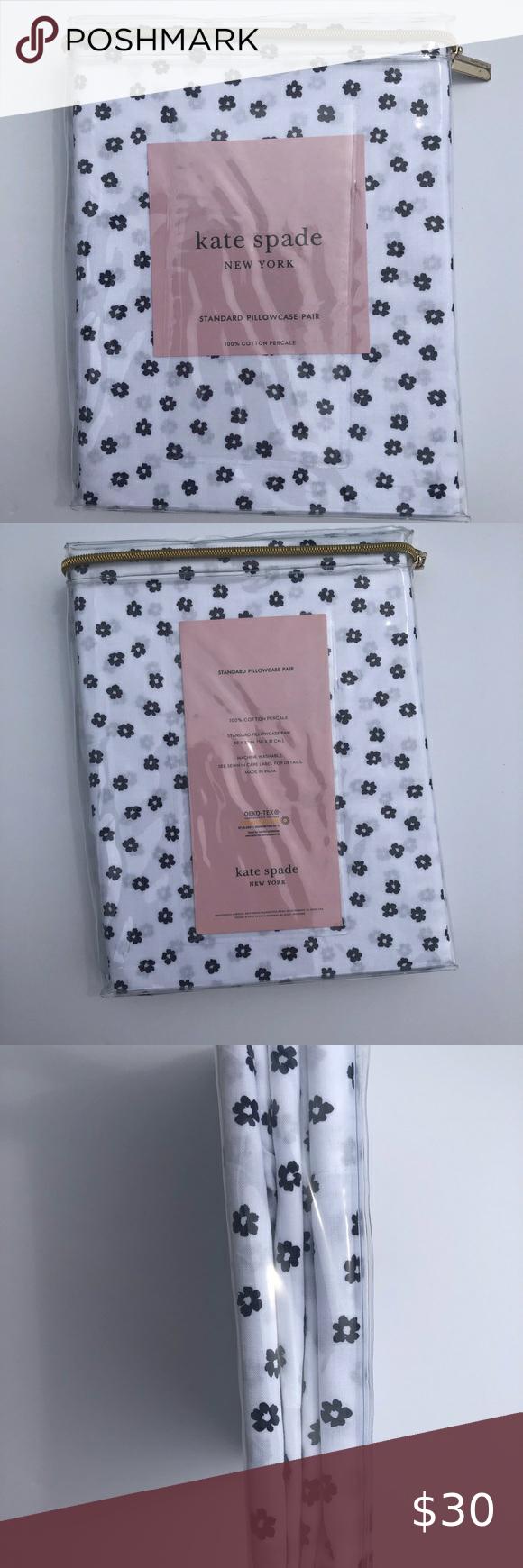 hp pillowcases kate spade standard