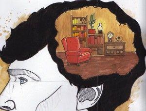 Stephen Hawking Writes A Kids Sf Trilogy Famous People In History Sherlock Holmes Sherlock Illustration