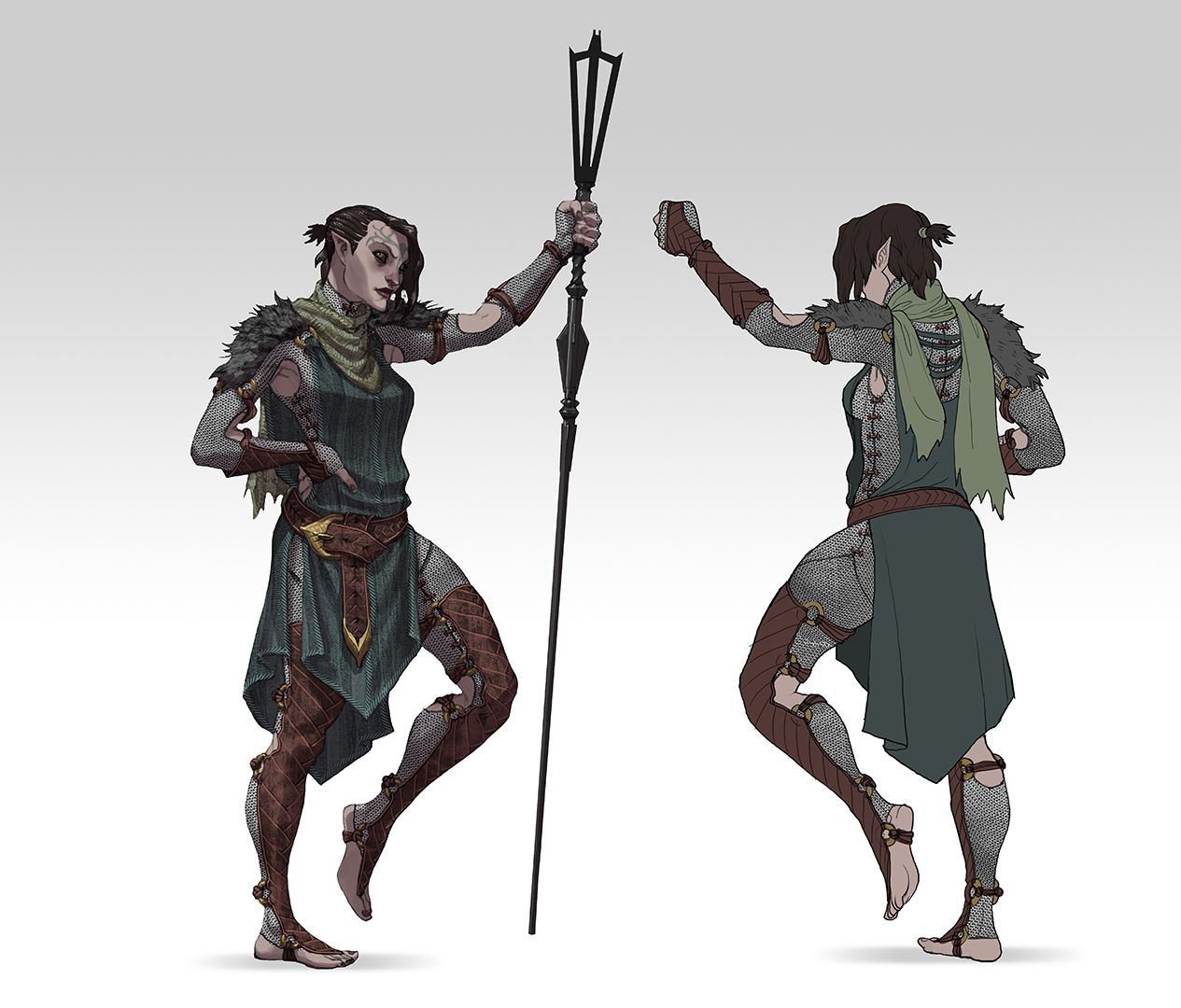 Dragon Age Inquisition Character Design Ideas : Matt rhodes concept artist at bioware works on dragon