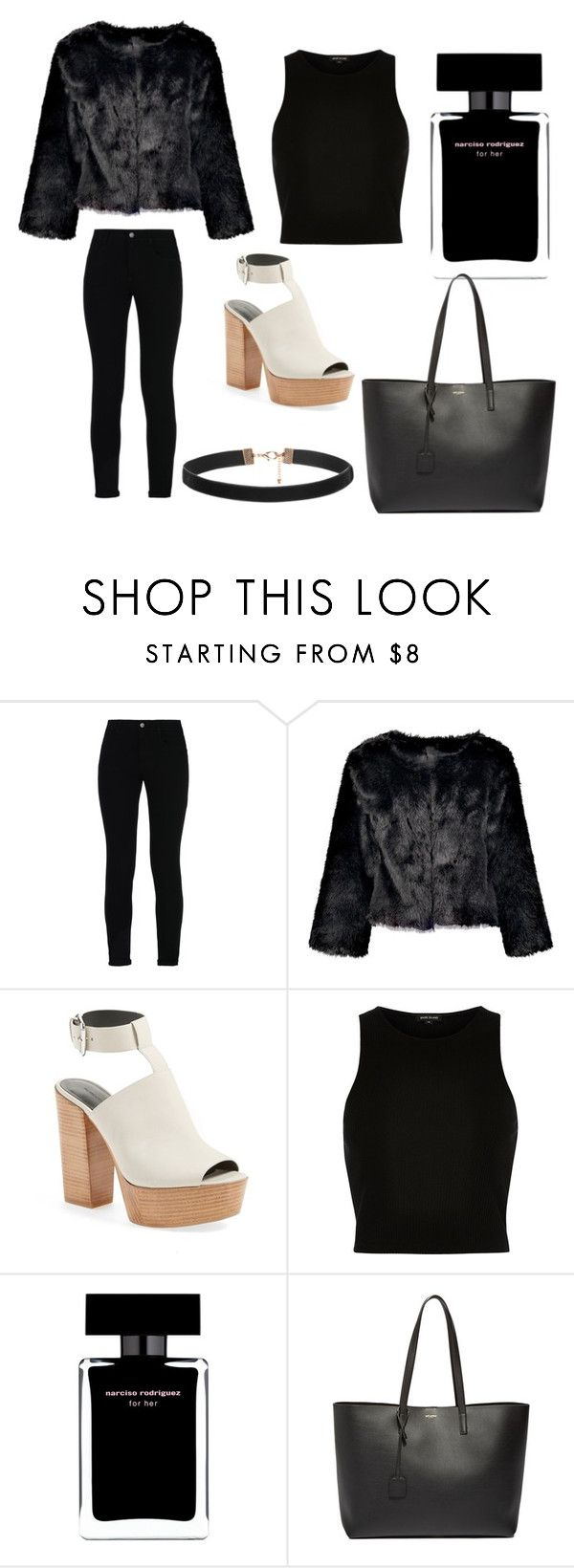 """Night Oufit"" by littleshunsine ❤ liked on Polyvore featuring STELLA McCARTNEY, Rebecca Minkoff, Narciso Rodriguez, Yves Saint Laurent, women's clothing, women, female, woman, misses and juniors"