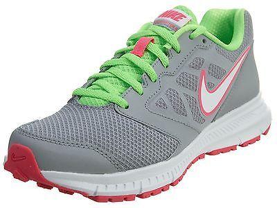 united kingdom cute fashion Nike Downshifter 6 Womens 684765-022 Grey Green Pink Running ...