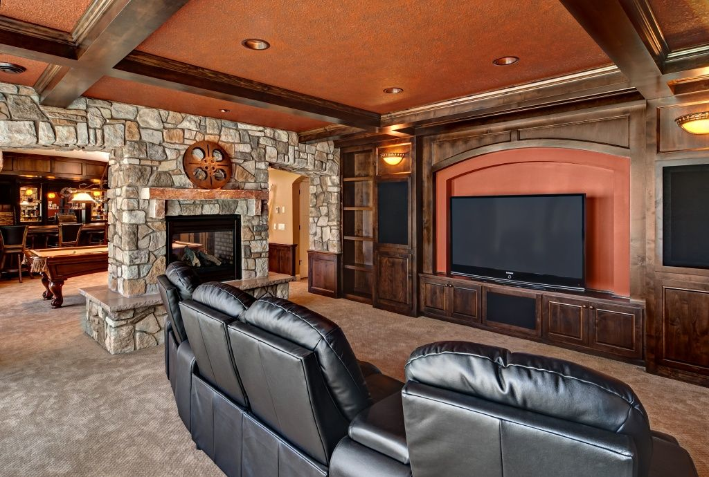 Basement Remodeler basement remodeling | maple grove basement remodeling - mn