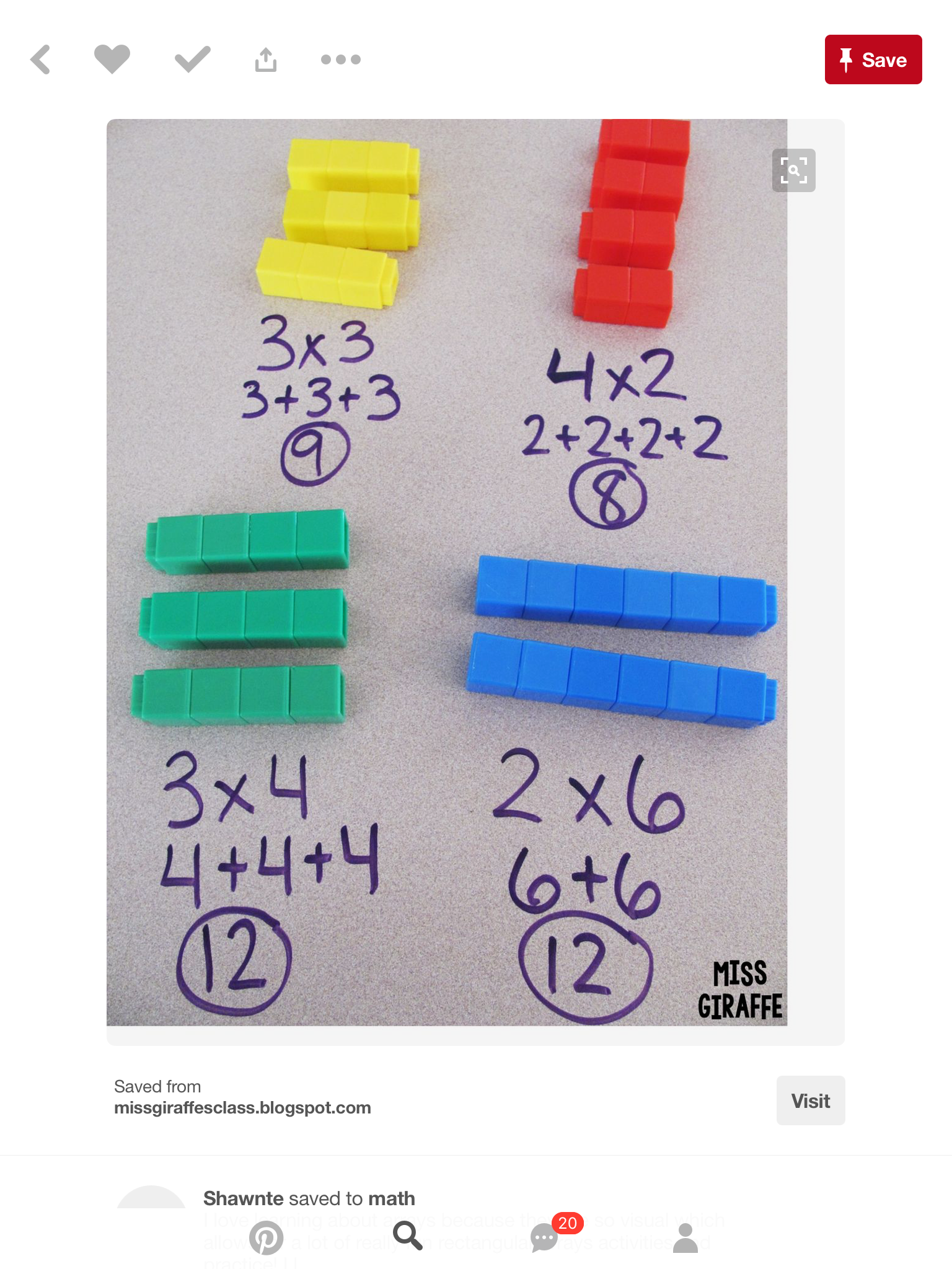 Pin By S K On Multiplication With Images