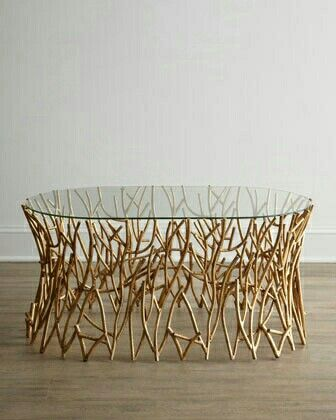 Table Of Branches Diy Coffee Table Coffee Table Art Furniture