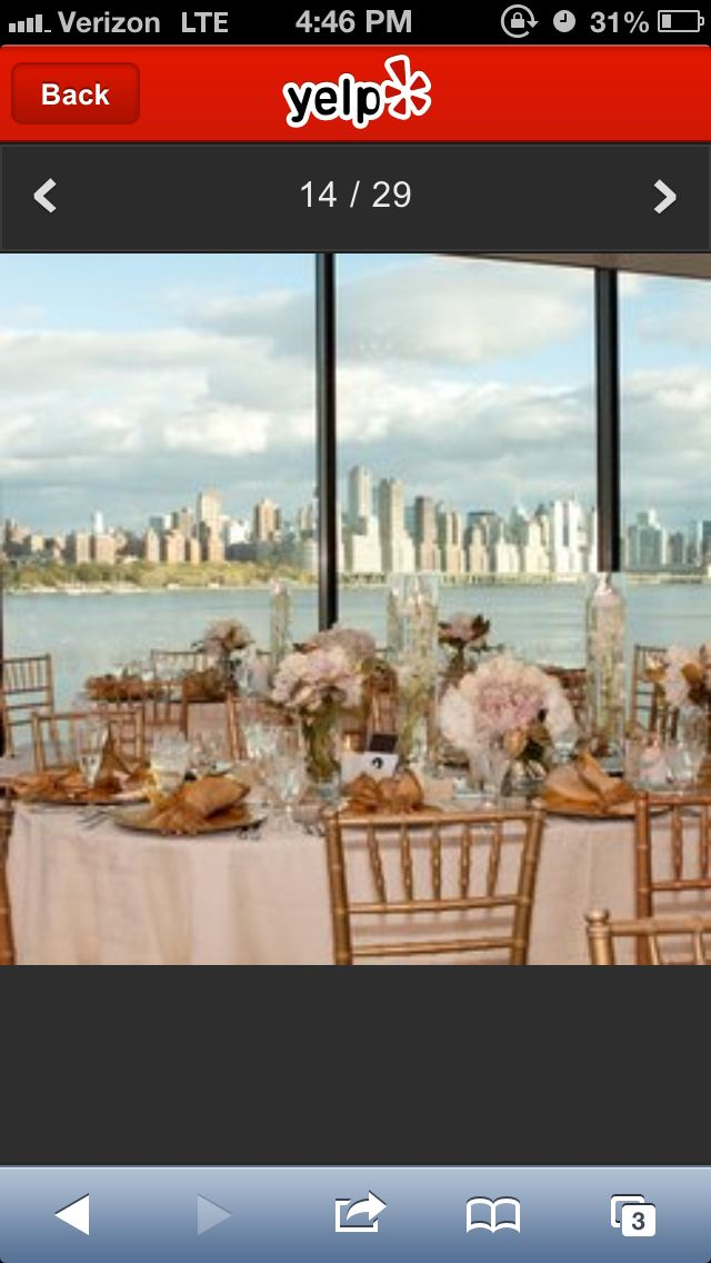 waterside edgewater nj bridal shower