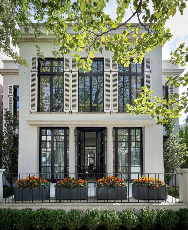 Quiet Elegance Speaks Volumes In A Lincoln Park Home — Luxe Interiors + Design – I PRAY MY GOD for ……..