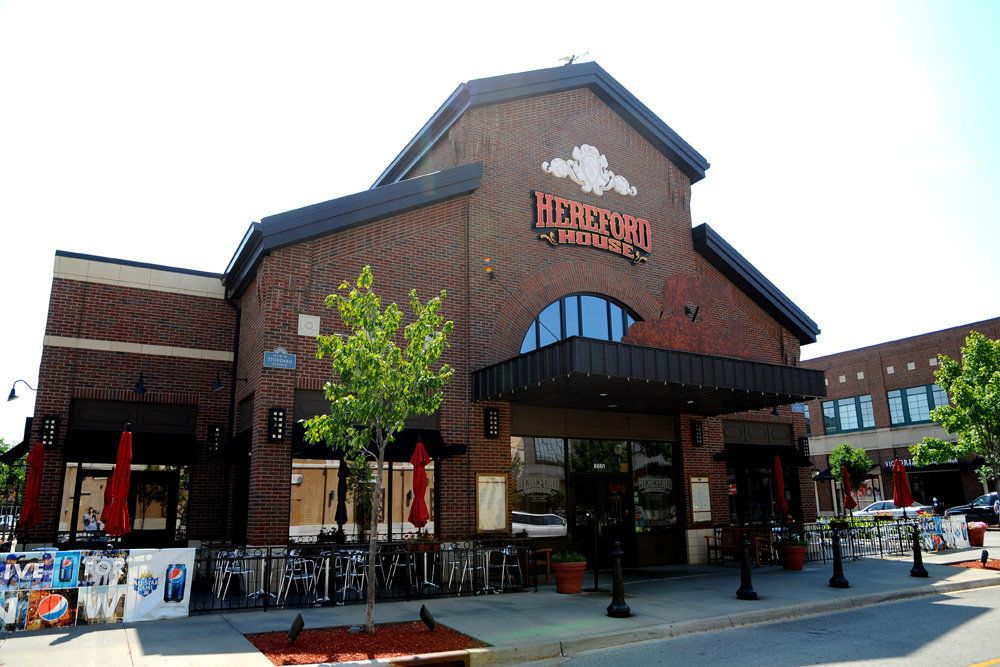 With Four Kansas City Locations, Hereford House Is The Place For Special  Occasions.