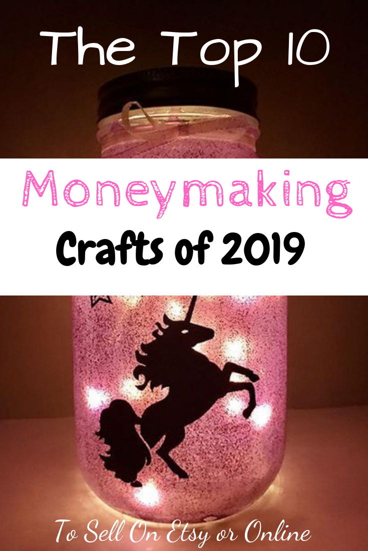 10 Trending Craft Projects That Will Earn You Money With Images