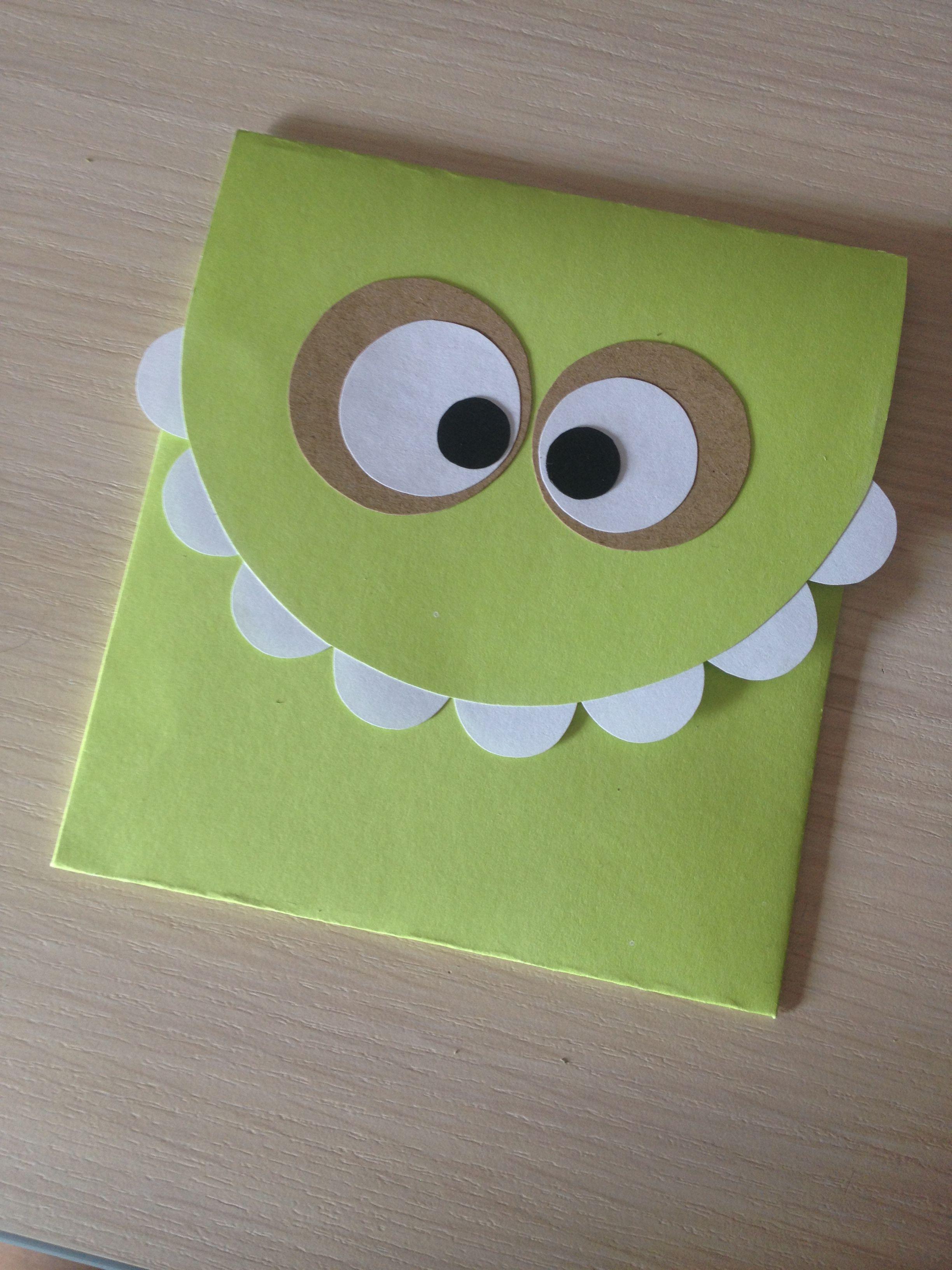Birthday Cards For Kids Birthday Funny Monster Birthday Gifts