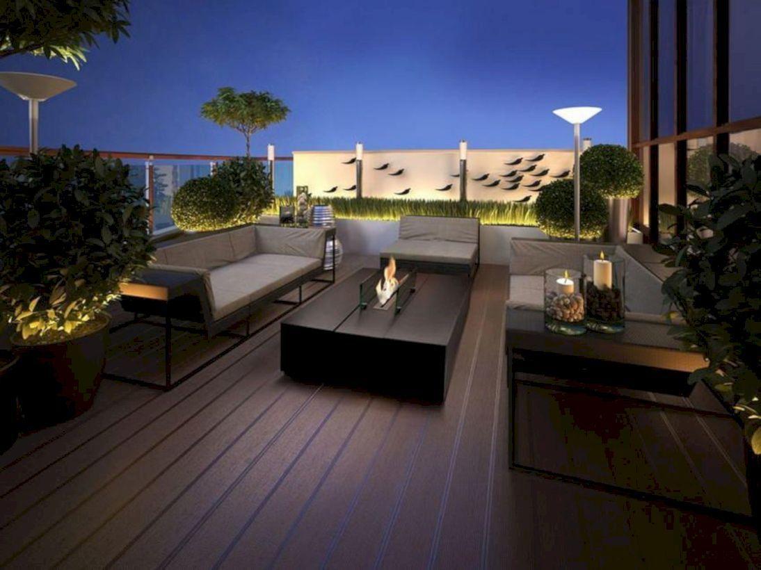 53 Inspiring Rooftop Terrace Design Ideas Digsdigs Roof Garden