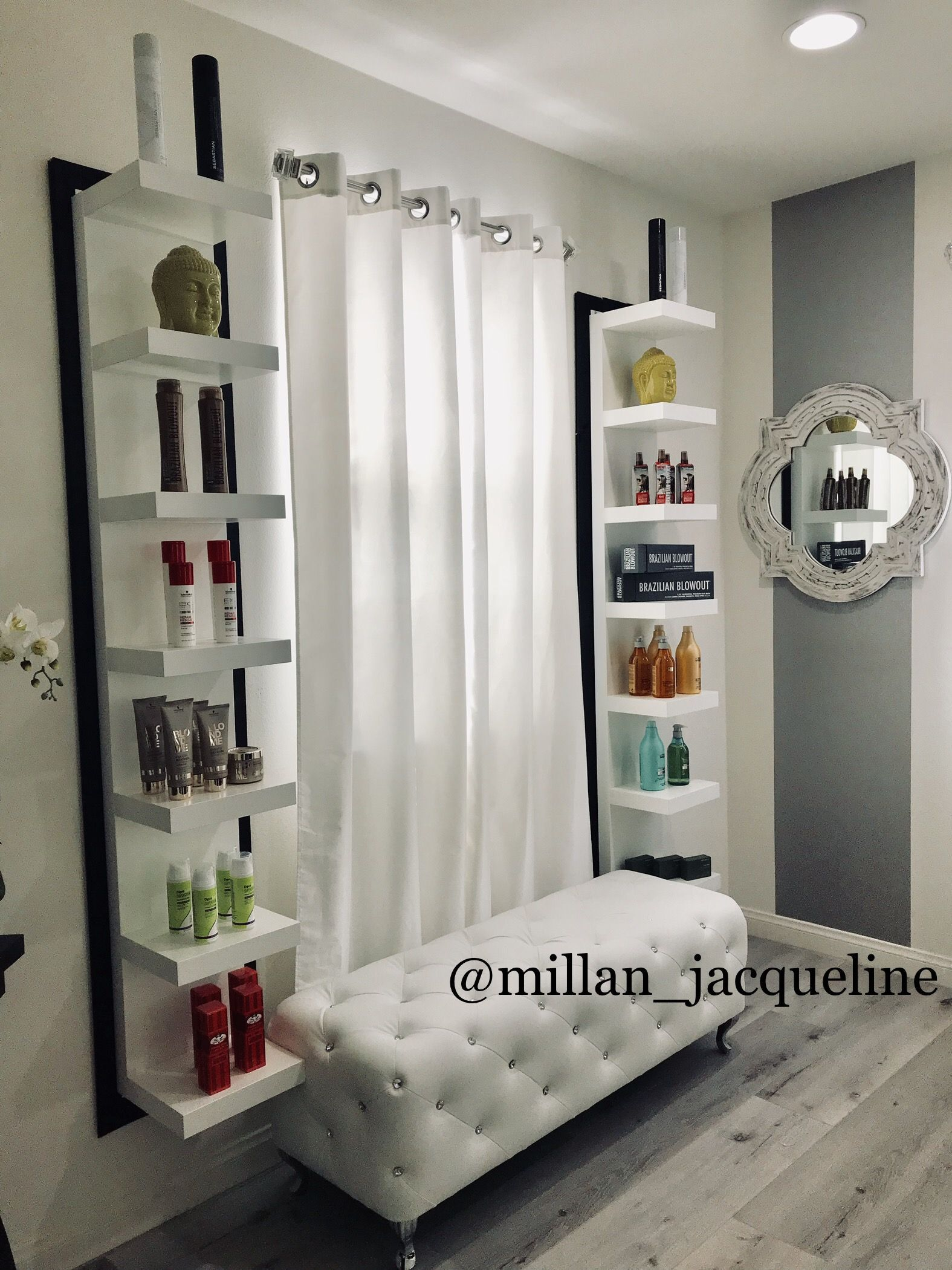 Home Salón Ideas, home Salón, Hair Salon, Salon Ideas, Hair