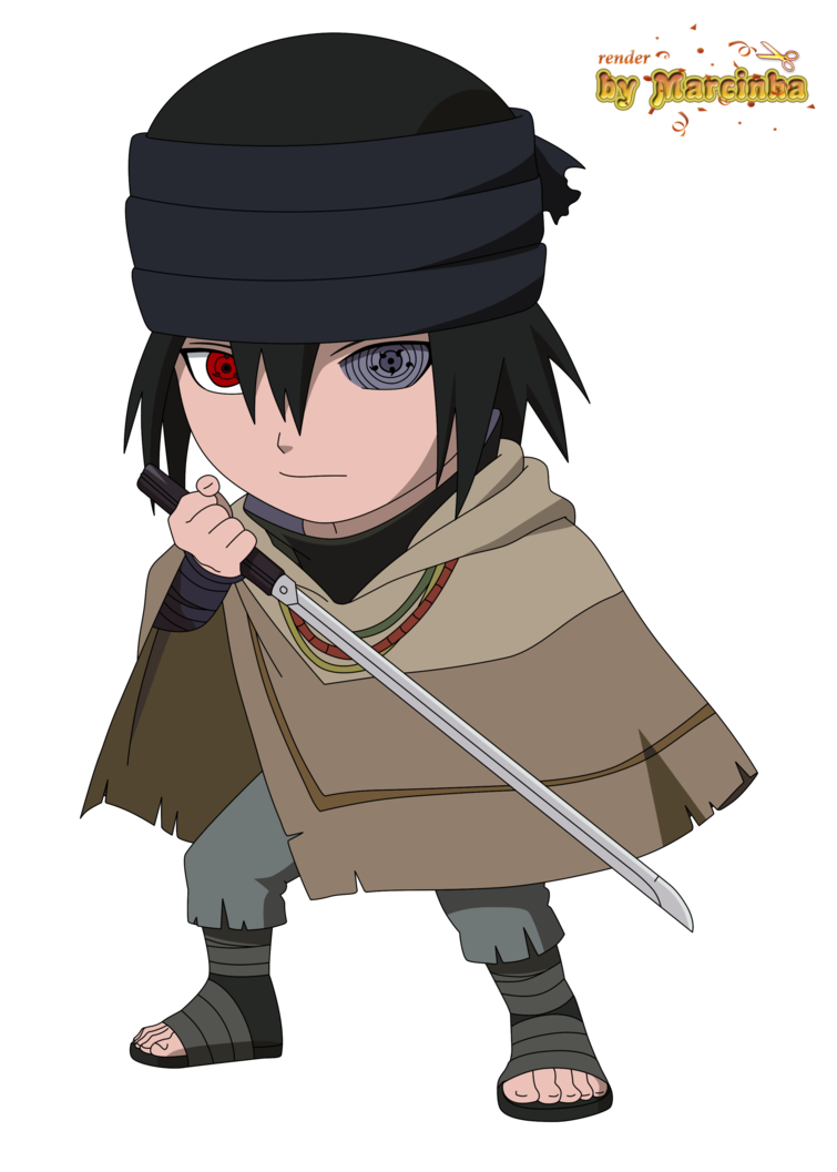 chibi sasuke the last by marcinha20deviantartcom on
