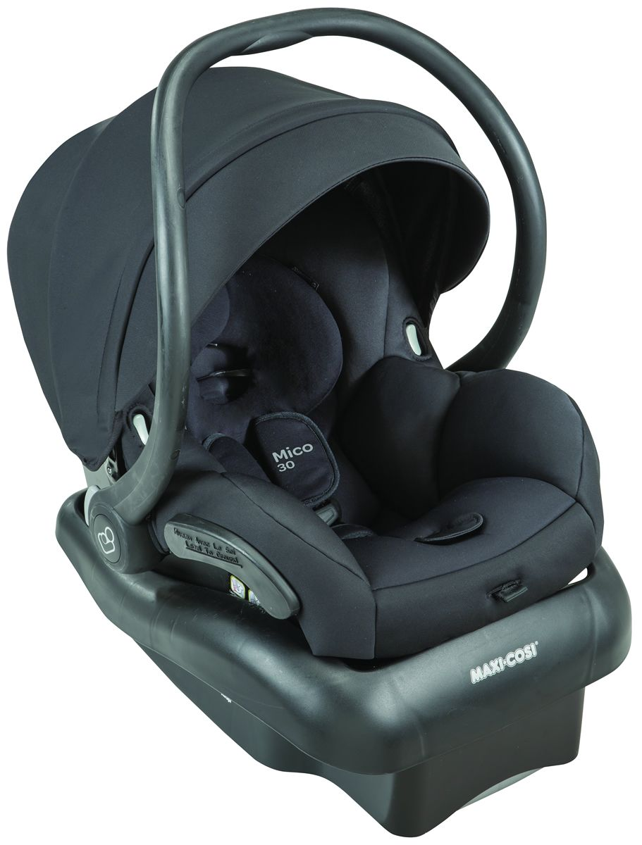 Maxi Cosi Mico 30 Infant Car Seat Black Baby L Baby