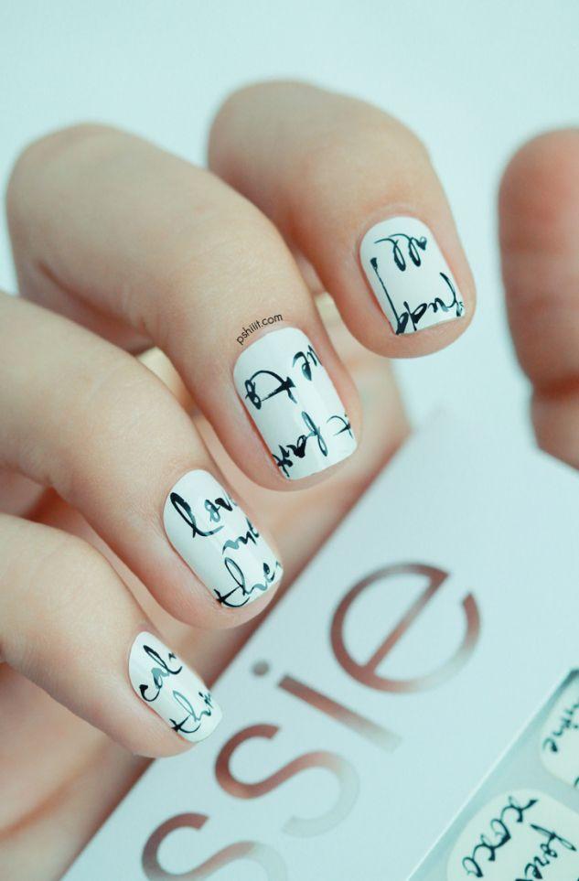 △ Sleek Stick, les nails patchs vus par Essie △ | Compliments ...