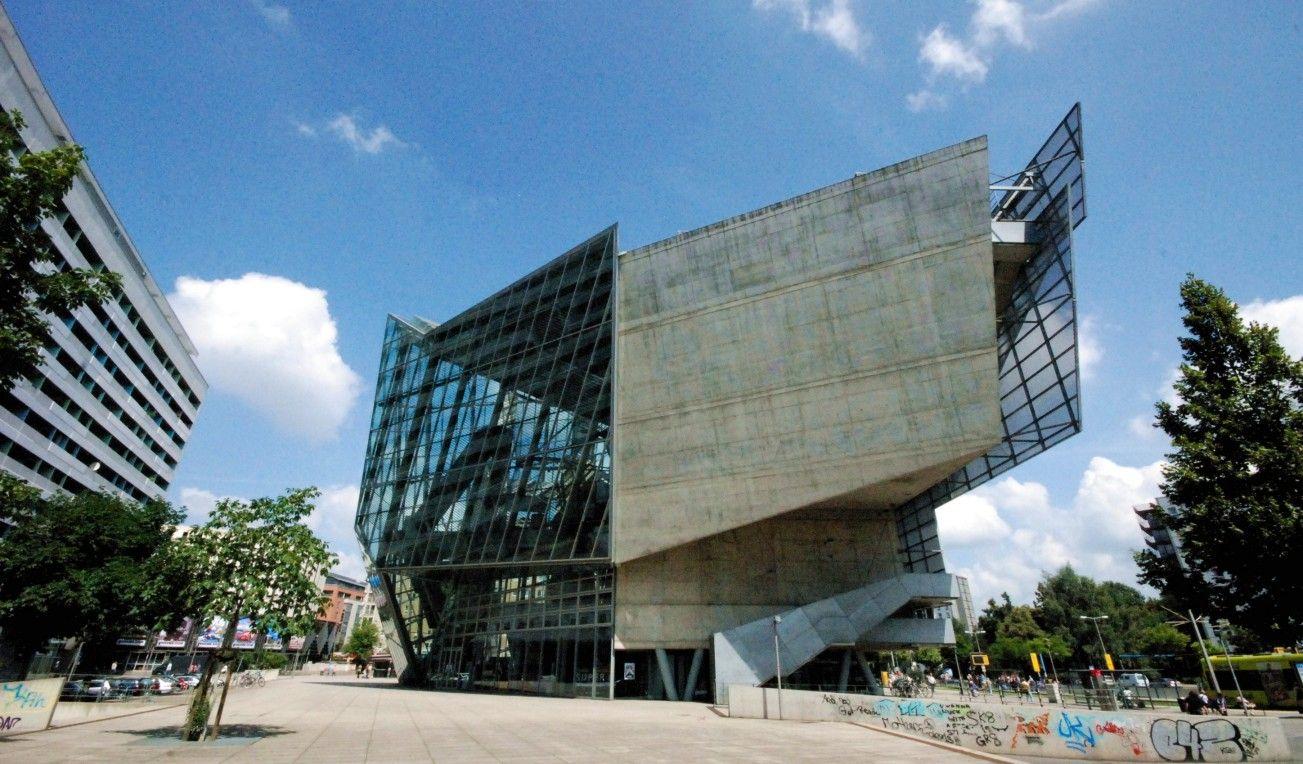 Deconstructive Architecture Architecture Deconstructivism Modern Architecture