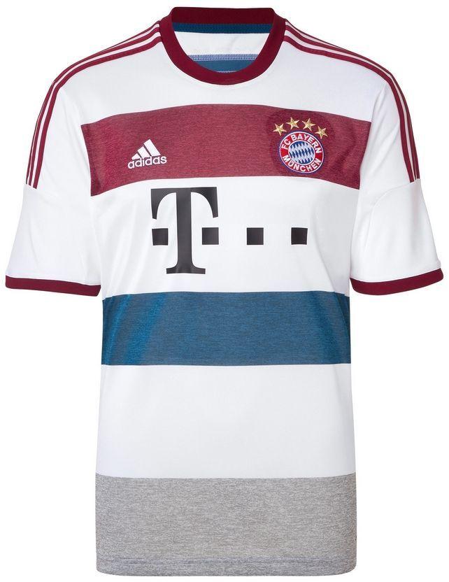 8258a0ec9 Bayern München suplente 2015 | Germany | Bayern munich shirt, Fc ...