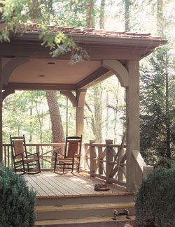 would love a big porch some day