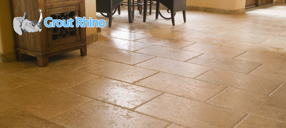Do You Know How To Clean Natural Stone Tile Don T Worry Grout Rhino Is Here For Get Free Estimate On Cleaning And Sealing In Tampa