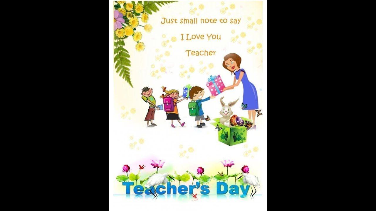 Teachers Day Wishes Whatsapp Video Happy Teachers Day Wishes Whatsapp Status Teachers Day Wishes Happy Teachers Day Happy Teachers Day Wishes