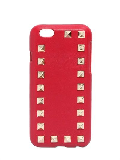 best service 19641 783a1 ROCKSTUD LEATHER IPHONE 6 CASE | Must Haves: Accessories | Iphone ...