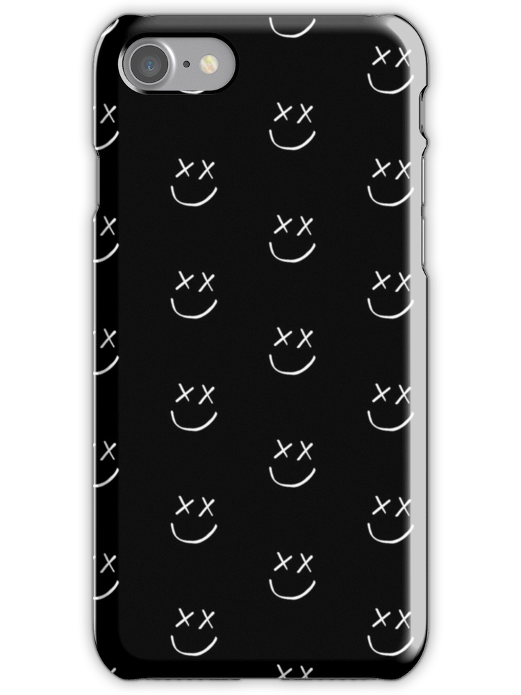 Louis Tomlinson Smiley Face Tattoo Iphone 7 Snap Case