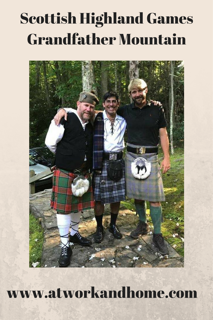 Scottish Highland Games Grandfather Mountain Scottish