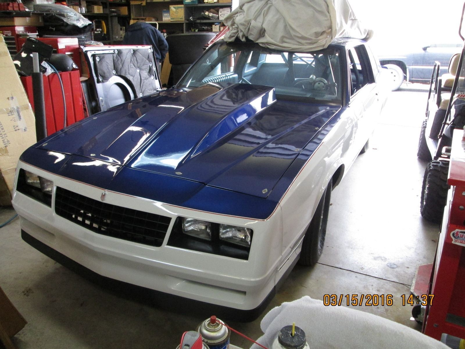 1984 Chevrolet Monte Carlo SS Race Car | Race cars for sale ...