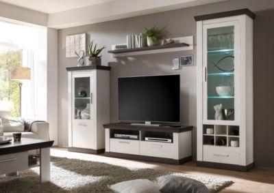 Wohnzimmermöbel Landhaus ~ Lovely wohnwand landhaus modern wohnzimmermöbel