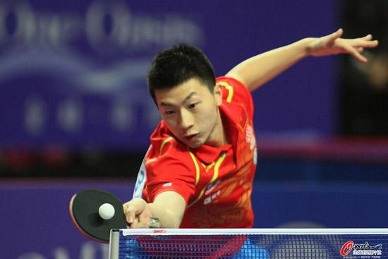 Ma Long Claims Asian Table Tennis Championships The World S Top Two Ping Pong Professionals Took The Spotligh Table Tennis Tennis Pictures Tennis Championships