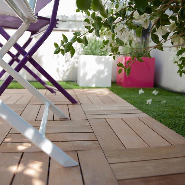 les 25 meilleures id es de la cat gorie carrelage clipsable sur pinterest dalle pvc sol pvc. Black Bedroom Furniture Sets. Home Design Ideas