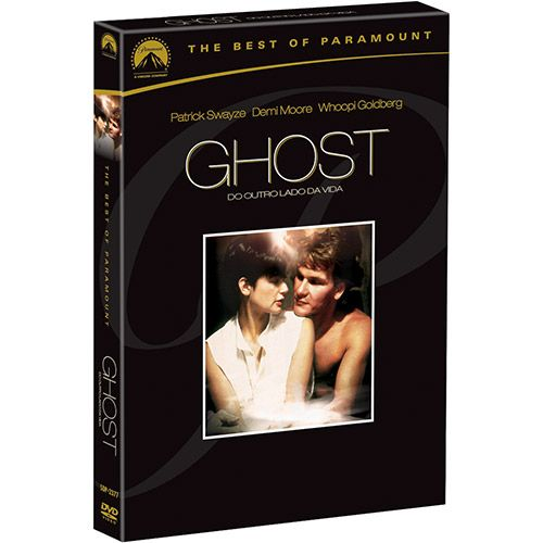 Dvd The Best Of Paramount Ghost Do Outro Lado Da Vida Dvd
