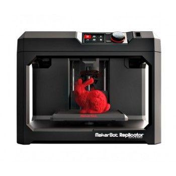 Makerbot Replicator 5th Gen Desktop 3D Printer | Shop 3D Printers by on