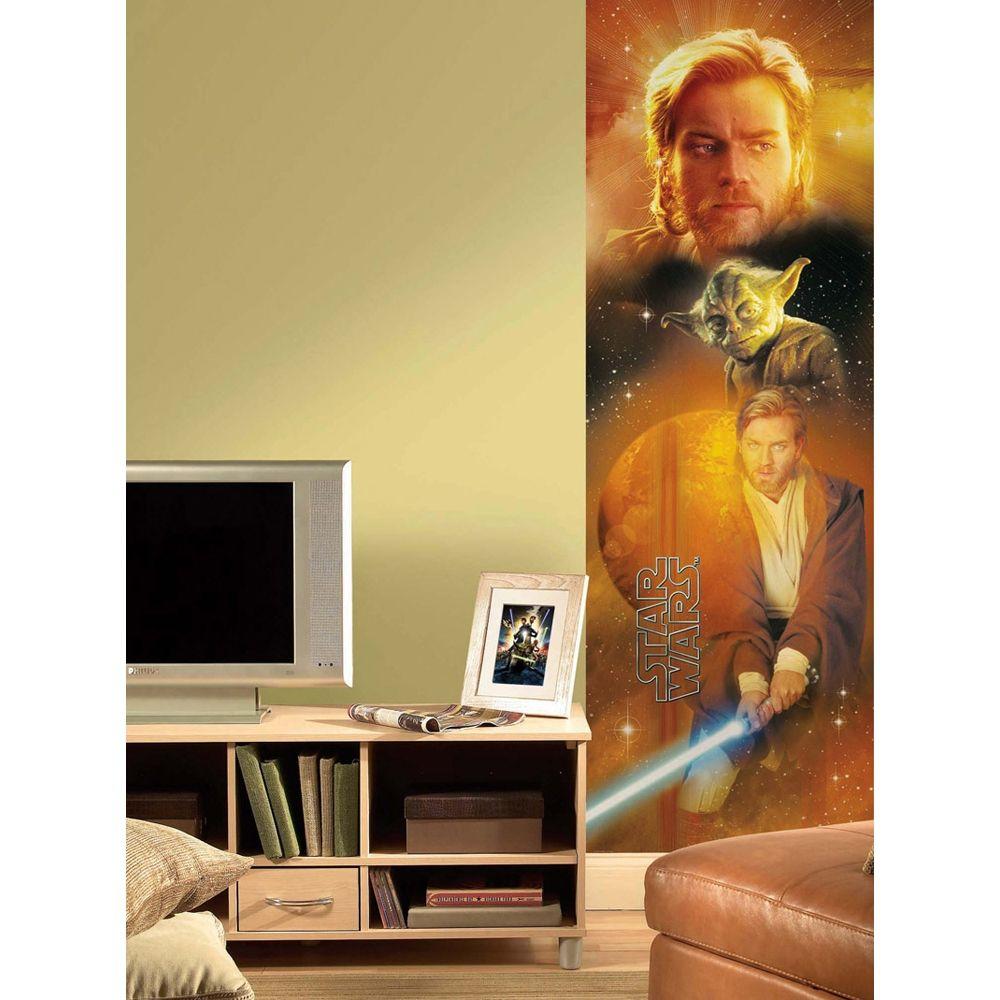 Star Wars Obi-Wan Kenobi Wall Panel RMK1541SLM | Inspiracje ...