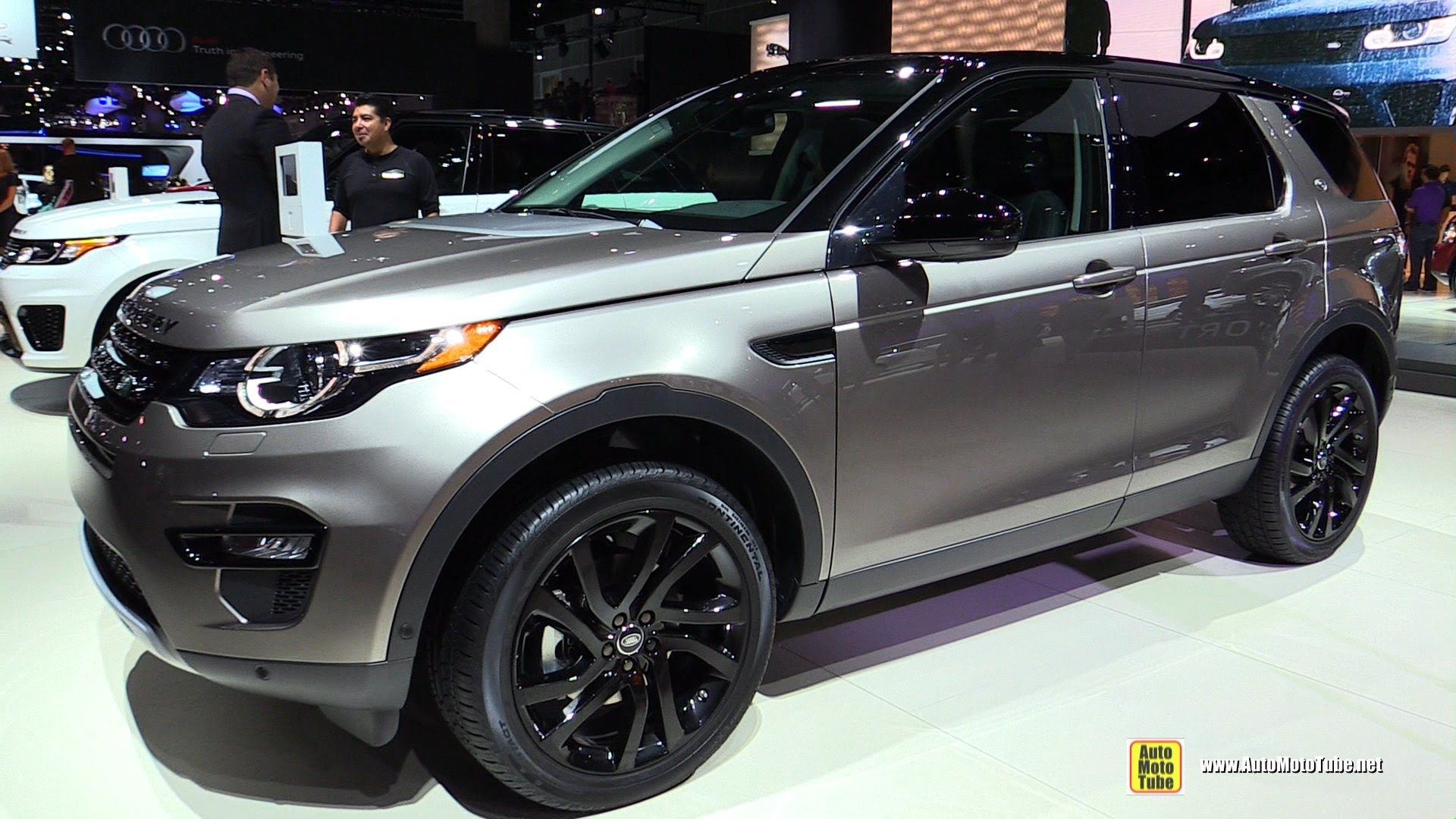 2015 land rover discovery sport hse luxury exterior walkaround 2014