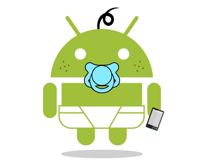 Android Baby Android Accessories Android Gadgets Android