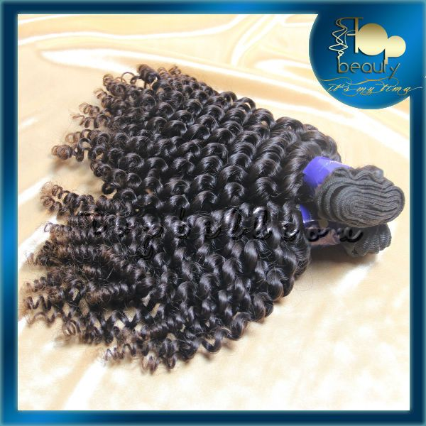 Top Billion Unprocessed Virgin Kinky Curly Filipino Hair Weave