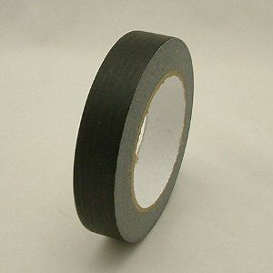 Jvcc Jv497 Masking Tape 60 Yds Length X 1 Width Black For His Holga No Sticky Residue Like Electrical Tape Electrical Tape Masking Tape Tape