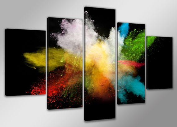 33+ Cuadros colores vivos abstractos inspirations