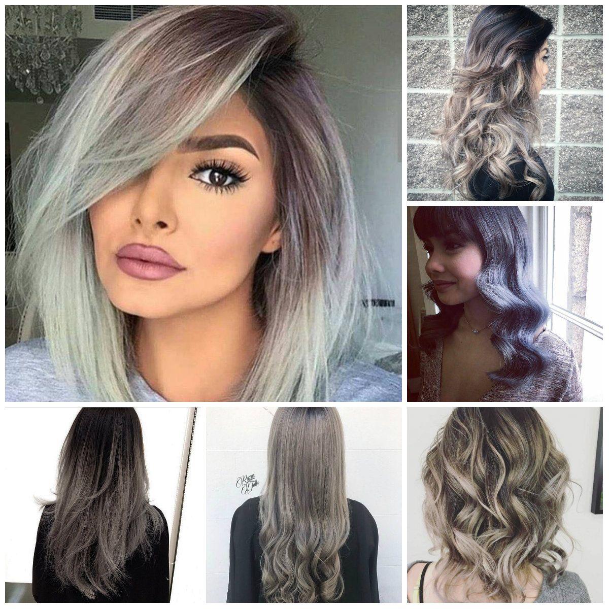 Trendy Ombre Haarfarbe Trend 2019 Beste Haar Modelle Haare In