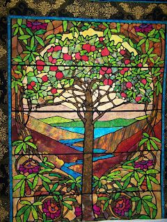 Liberation Theology Lutheran: Seeing the Spiritual at a Quilt Show