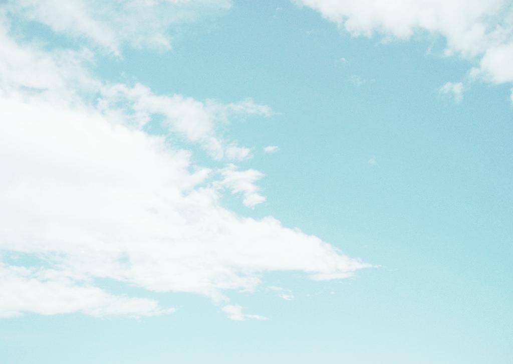 Blue Sky 1 By Fabio Marini Light Blue Aesthetic Pastel Sky Sky And Clouds