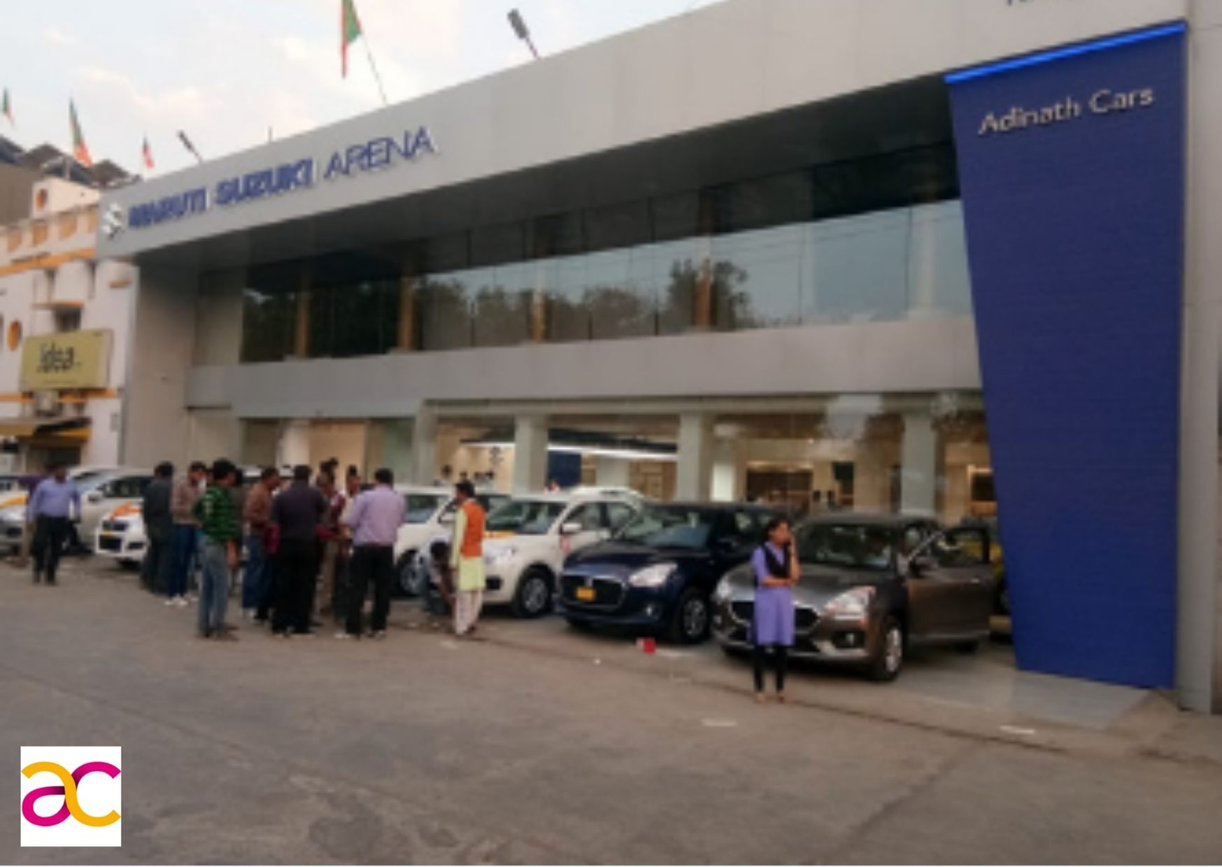 Searching Maruti Suzuki Showroom In Sagar Then Visit Adinath Cars In 2020 Dream Cars Premium Cars Car Dealer