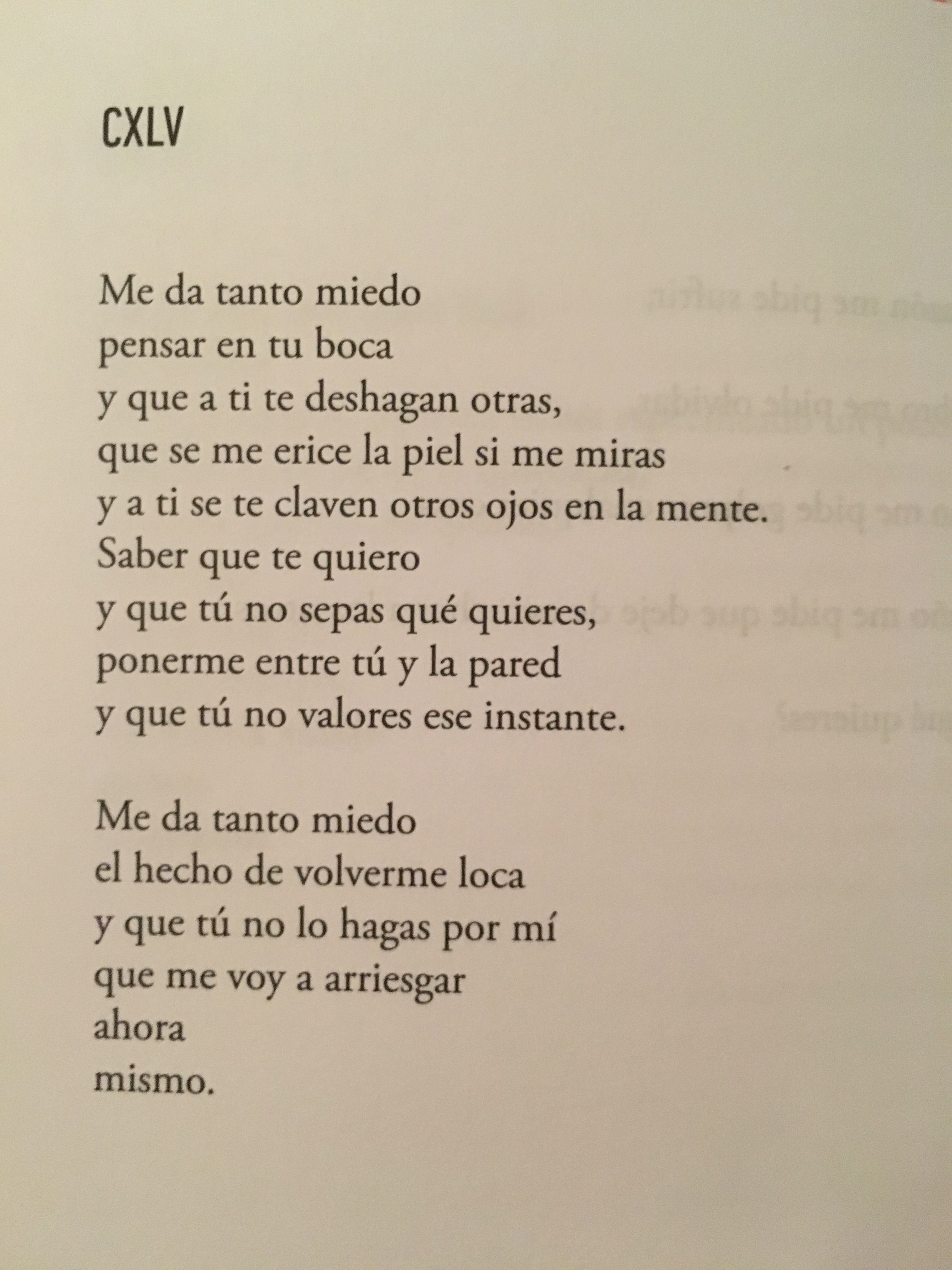 Amor Y Asco Srtabebi Poesia Coincidencias Pinterest Poem