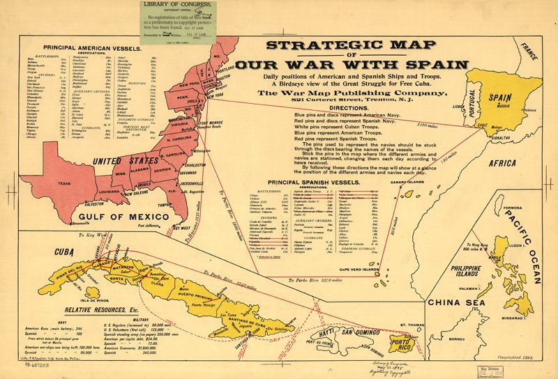 Spanish-American War Summary: The Important Causes and Effects
