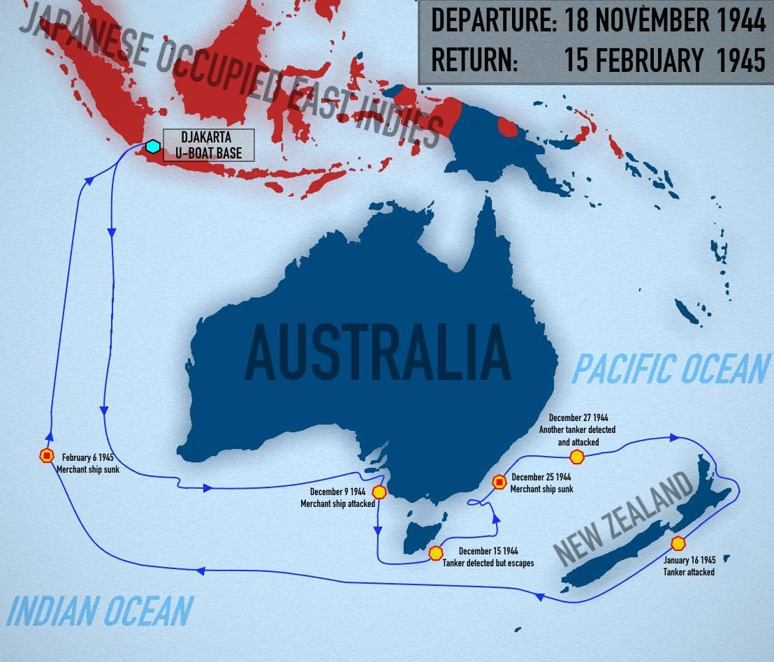 historicalevents:1944-45 voyage of U