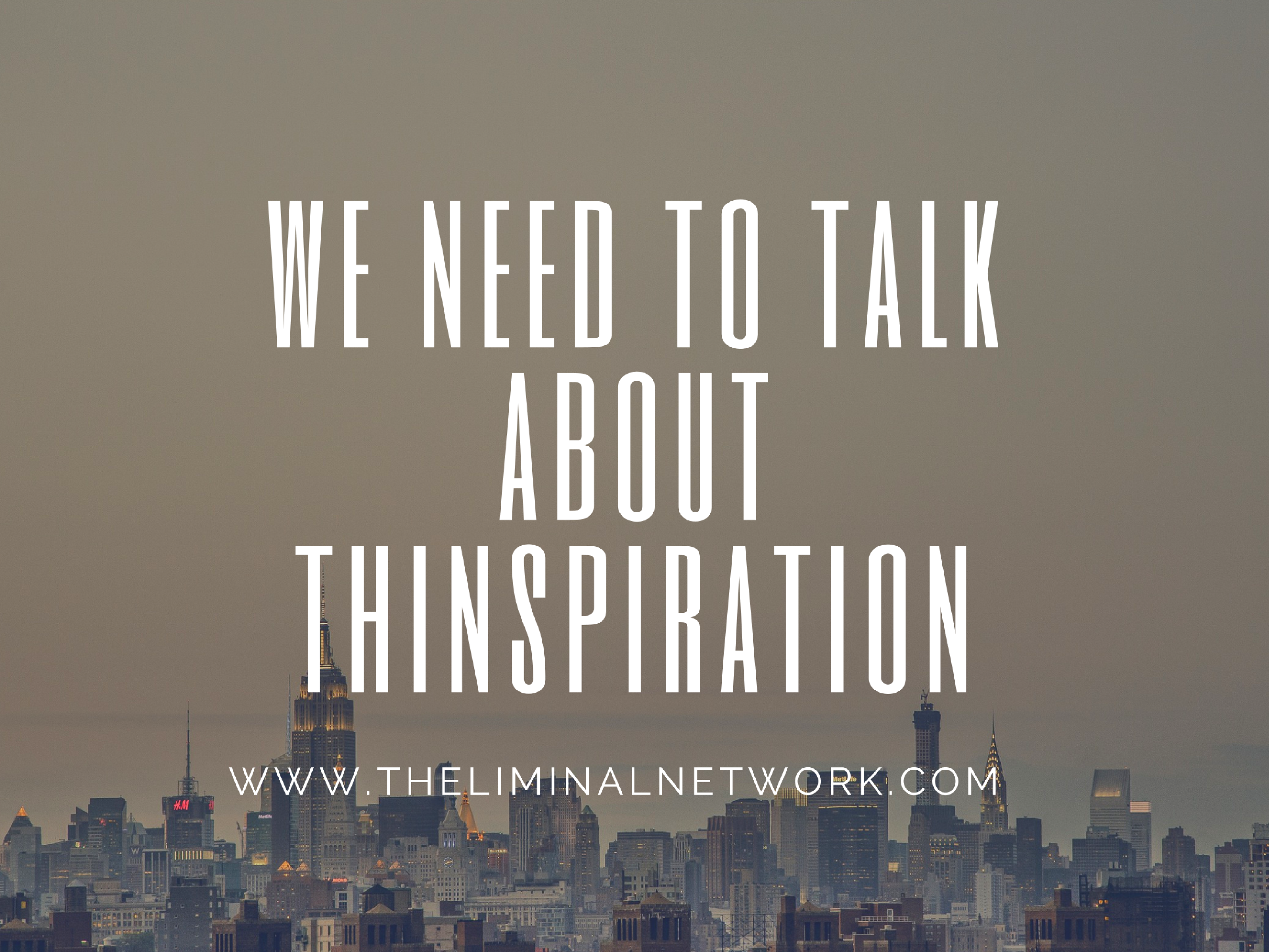 """The concept of """"thinspo"""" is everywhere lately, but is that okay? Healthier alternatives and body love are exactly why we need to talk about thinspiration."""
