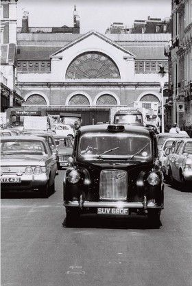 Covent Garden - Retronaut