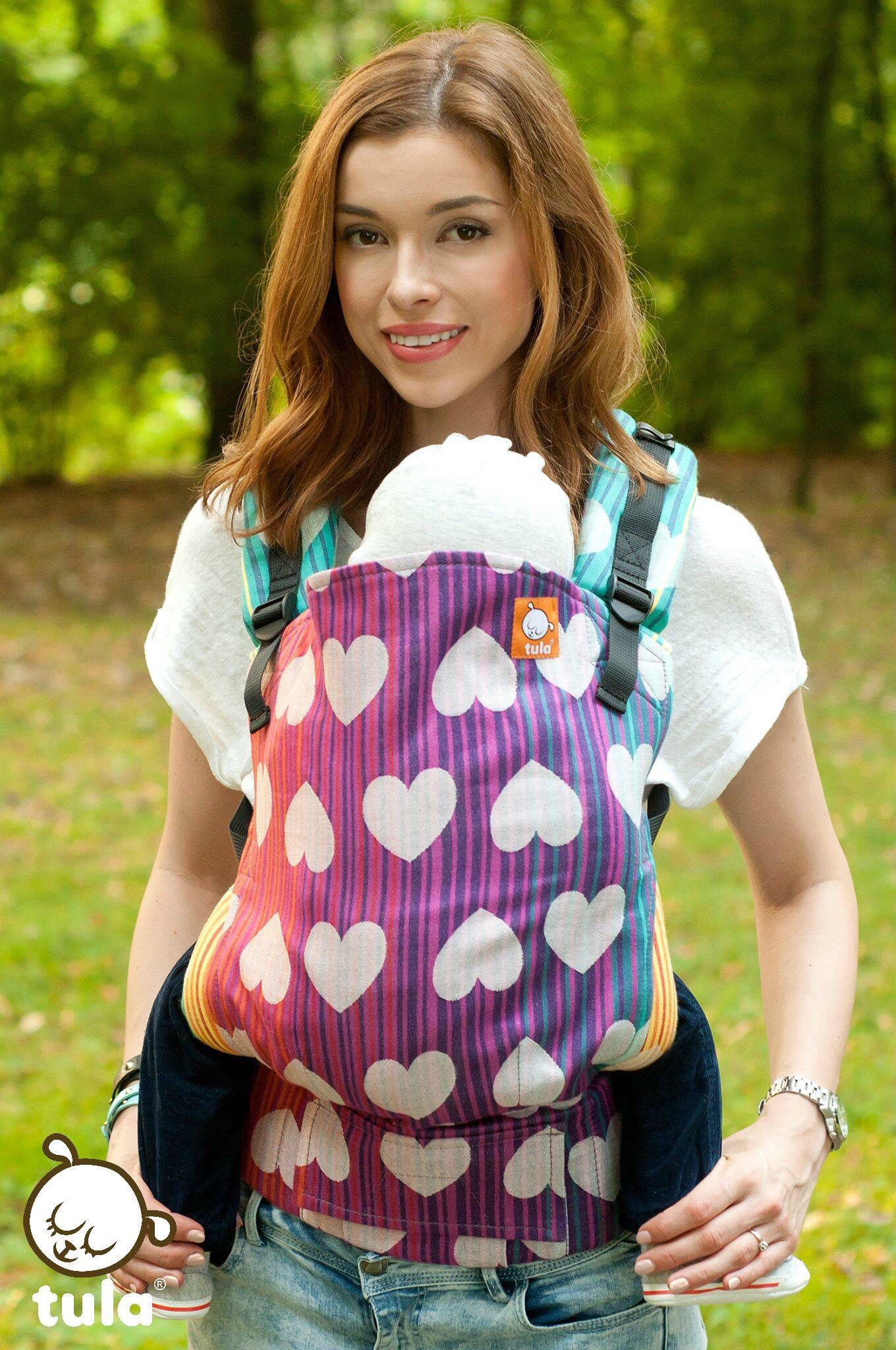 008a6498afd ... Shop wrap conversion baby carriers today! Tula Love Athena - coming  soon!