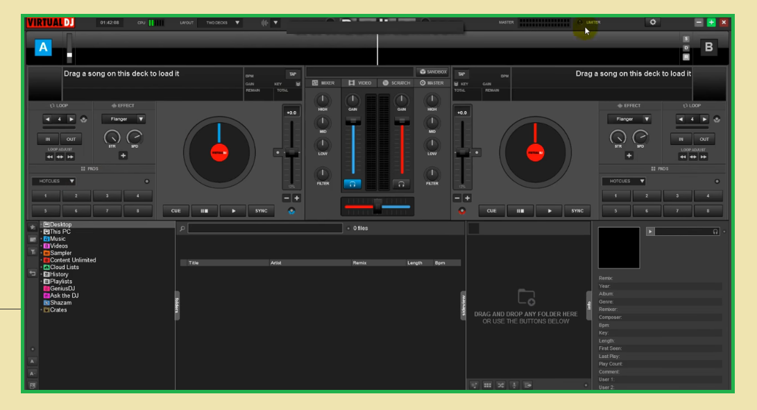 Virtual dj free download.