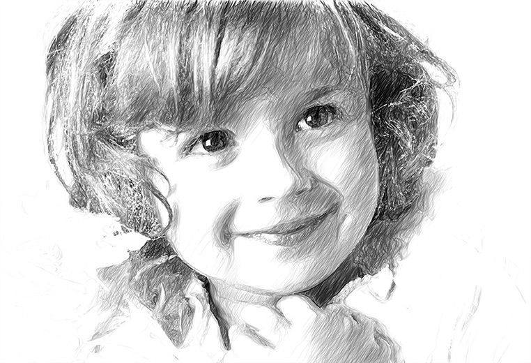 22+ How to turn a photo into a coloring page photoshop ideas